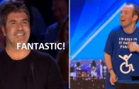 Disabled Guy Makes Judges LAUGH In The Most Unique Comedy Act!   Britain´s Got Talent 2018