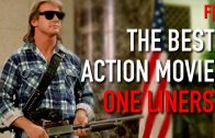 Great Action Movie One Liners