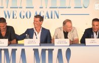 Mamma Mia! Here We Go Again – Press Conference – Cher, Lily James, Amanda Seyfried