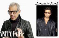 Jeff Goldblum Breaks Down His Fashion Looks, from Jurassic Park to Jimmy Kimmel Live!