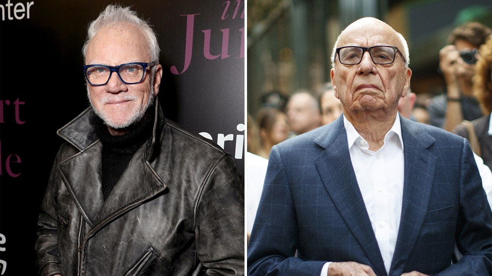Malcolm McDowell to Play Rupert Murdoch in Fox News Movie