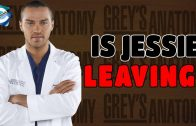 Is Jessie Williams Leaving Grey's Anatomy?
