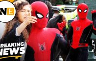 Spider-Man: Far From Home Black and Red Suit REVEALED