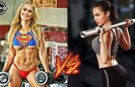 Brie Larson VS Gal Gadot Training For [Captain Marvel vs Wonder Woman] 2019 – Who is Better?
