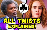 Glass Every Twist Ending Explained + Unbreakable & Split Connections