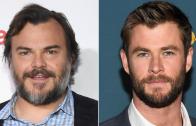 "Jack Black Duplicates the Chris Hemsworth ""Thor"" Workout"