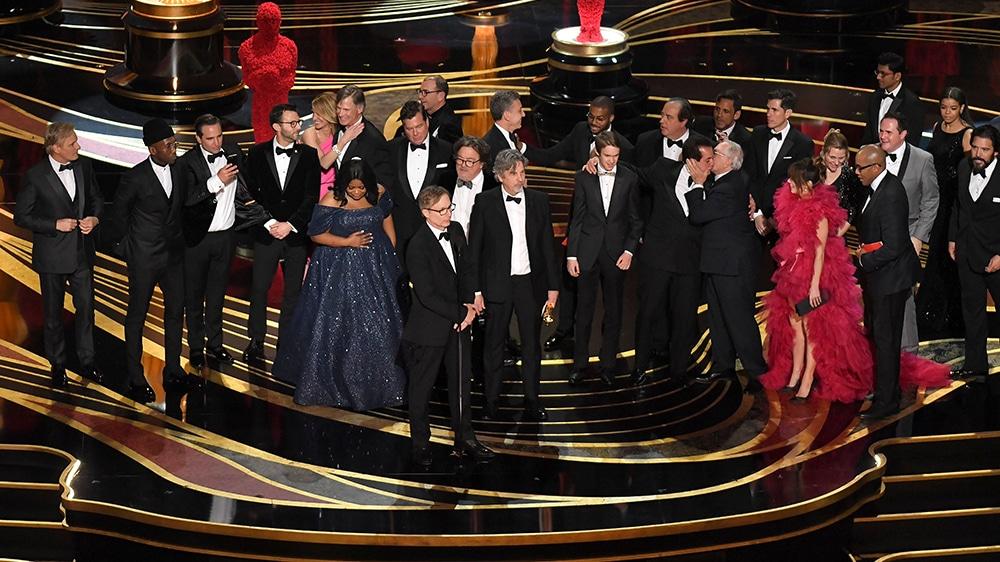 'Green Book' 'Bohemian Rhapsody' & 'Roma' Win Big at 'The Oscars'