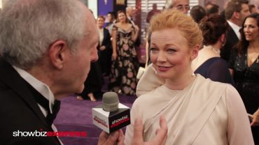 "Sarah Snook on the Surprise Hit of Her Series ""Succession"""