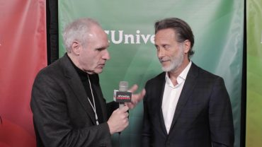 "Steven Weber Talks to Showbiz Express-TV About the New NBC Series ""Indebted"""