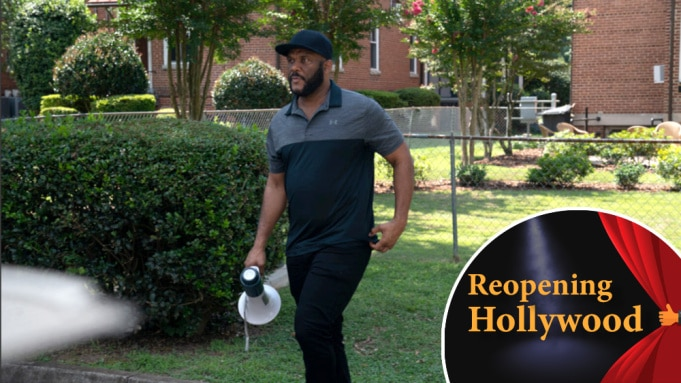 Tyler Perry Lays Out Plan To Safely Restart Production At His Atlanta Studio