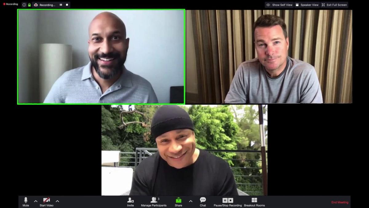 Viacom CBS Upfront @ Home Virtual Presentation