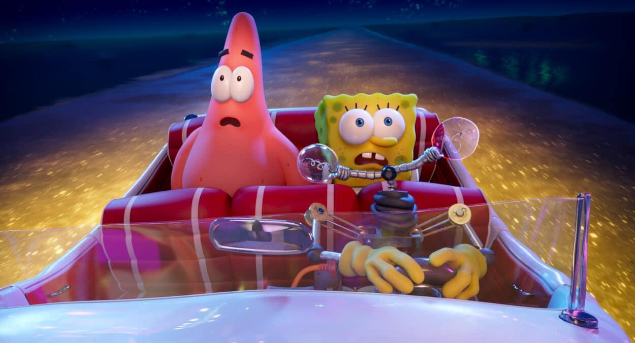 'The Spongebob Movie: Sponge on the Run' Skips Theaters, Will Debut on VOD in 2021