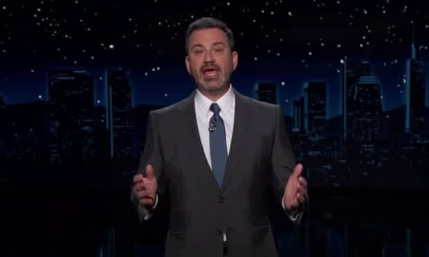 Kimmel on Trump: 'No One in My Lifetime Has Done More to Separate Us'