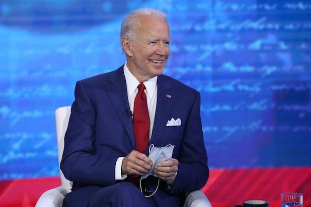 Biden Beats Trump in Final Town Hall Ratings