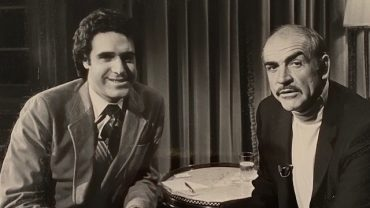 Ross & Sean Connery