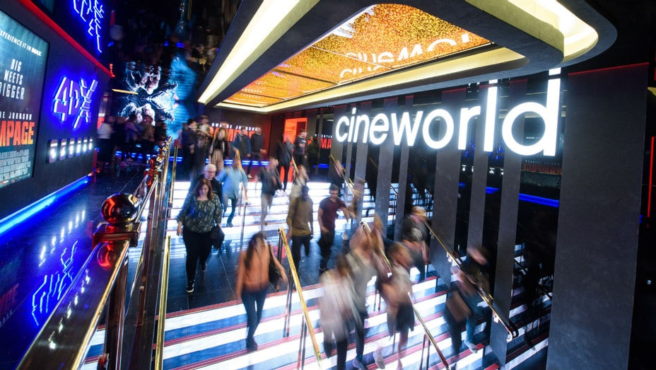 Cinema Giant Cineworld Says Decision to Temporarily Close U.S. & U.K. Theaters Not Yet Final