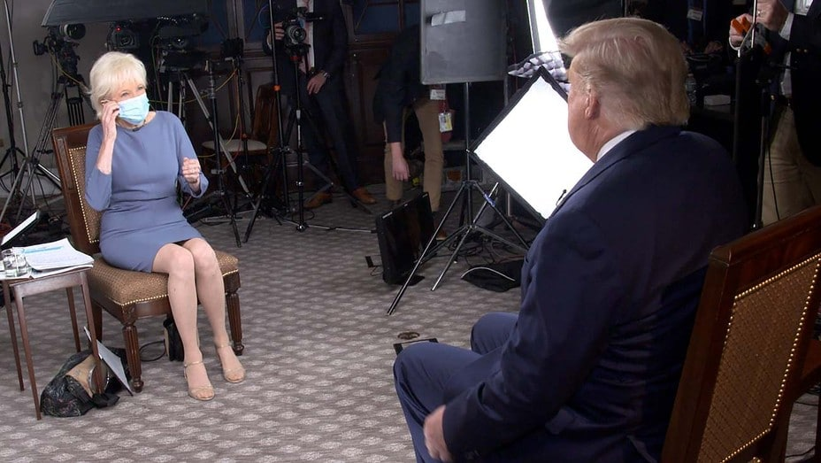 CBS News Says '60 Minutes' Trump Interview Was 'Fair' & Will Air in Full