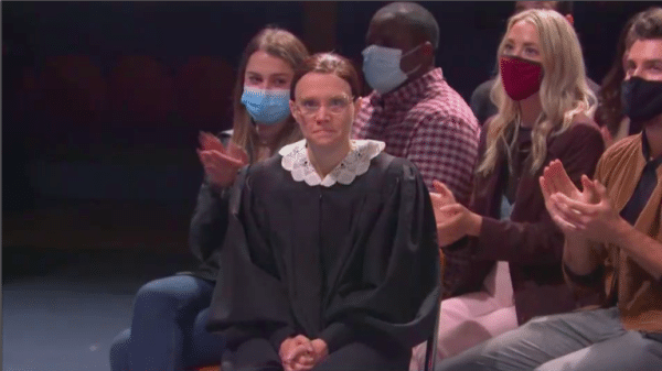 'SNL' and Kate McKinnon Pay Tribute to Ruth Bader Ginsburg in Season 46 Premiere