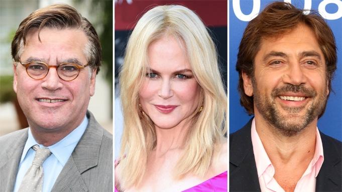 Nicole Kidman & Javier Bardem Eyed To Play Lucille Ball & Desi Arnaz with Aaron Sorkin Directing