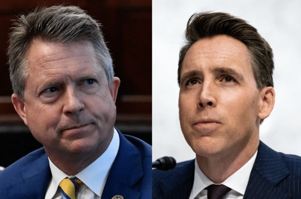 Hallmark Asks Sens. Hawley and Marshall to Return Donations Over Post-Riot Election Challenges