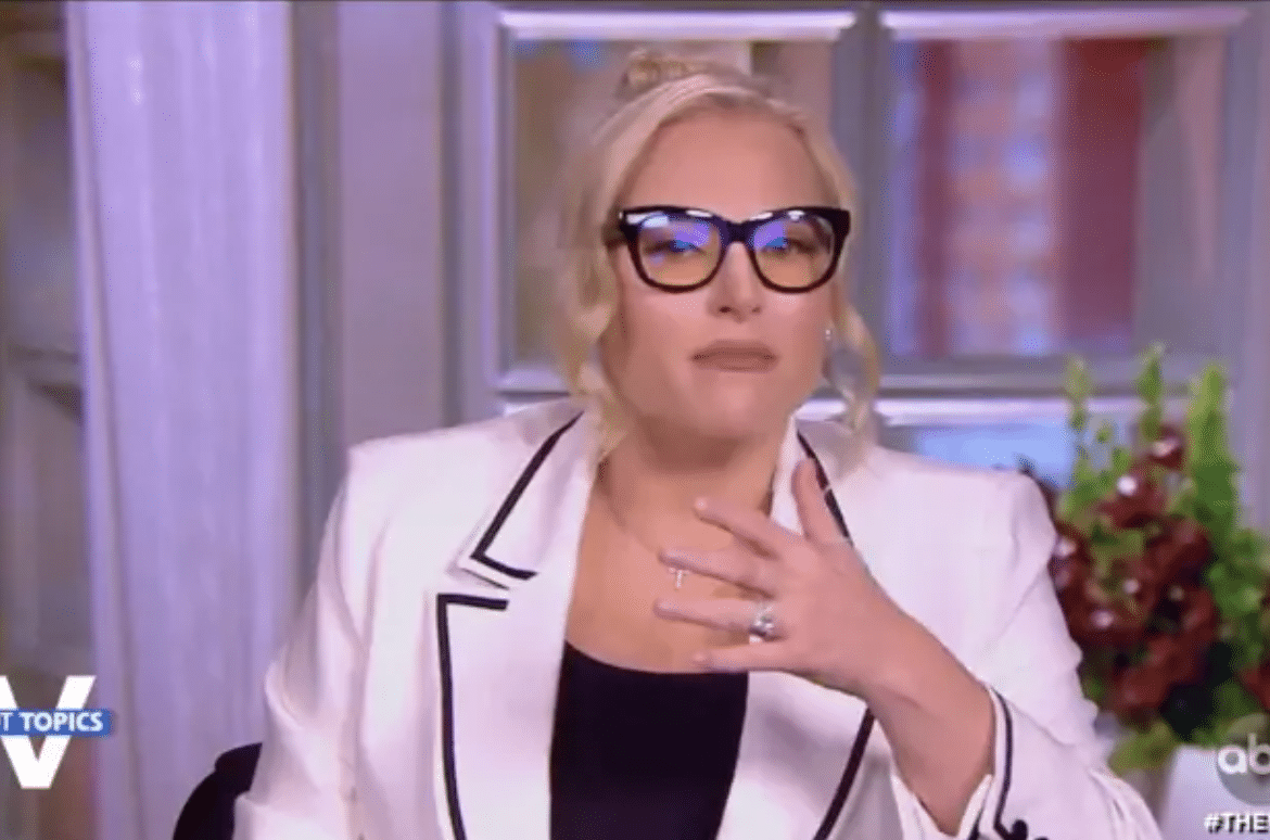 Meghan McCain Says Trump Should Be Dragged From Office 'By His Toes'