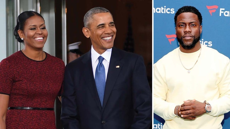 Obamas' Film Label Makes Unexpected New Buys