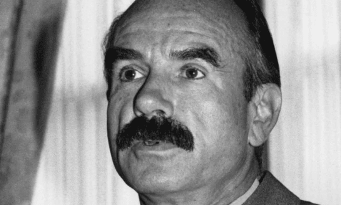 G. Gordon Liddy, Unrepentant Watergate Burglar Dies at 90