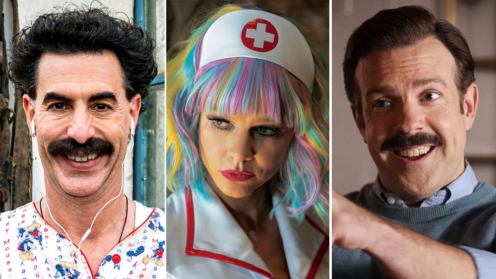 'Borat Subsequent Moviefilm,' 'Promising Young Woman' & 'Ted Lasso' Win at Writers Guild Awards 2021