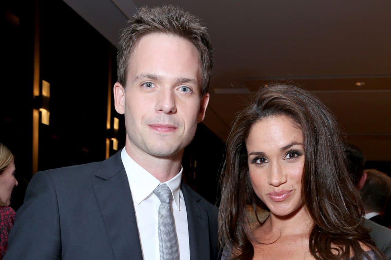 Meghan Markle's 'Suits' Co-Star Patrick J. Adams Slams Royal Family