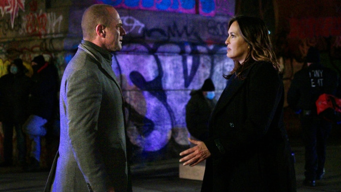 'Law & Order' Duo Top Thursday Ratings With Elliot Stabler's Return