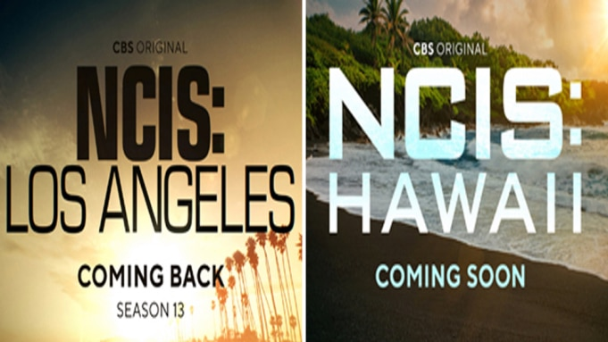 'NCIS: Los Angeles' Renewed for Season 13 at CBS, 'NCIS: Hawaii' Ordered to Series
