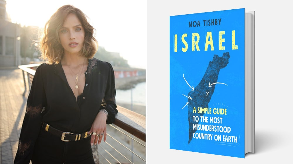 'In Treatment' Executive Producer Noa Tishby Drops Debut Book on Israel