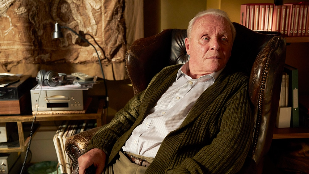 Oscars End Abruptly With Anthony Hopkins Best Actor Upset