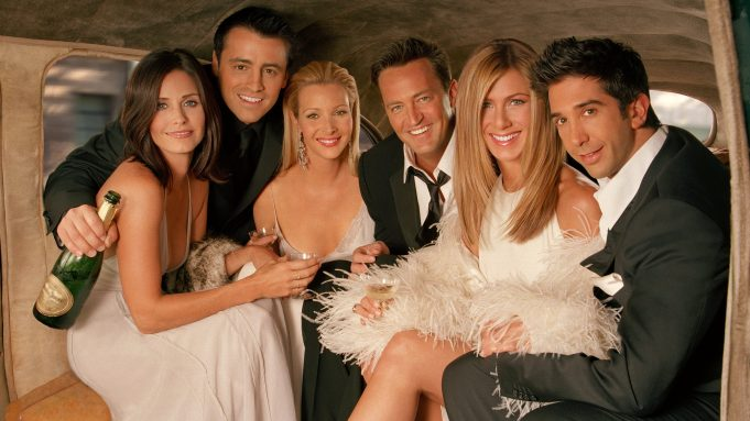 'Friends': HBO Max Reunion Special To Shoot Next Week