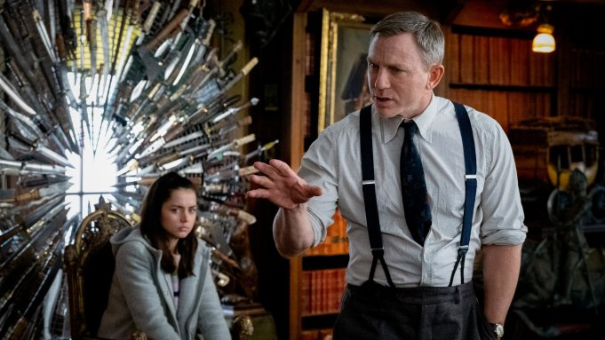 Netflix Buys 'Knives Out' Sequels for $450 Million