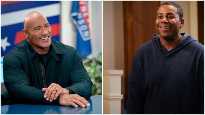 'Young Rock' & 'Kenan' Renewed For Season 2 At NBC