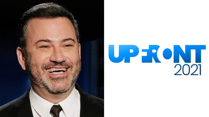 "Jimmy Kimmel Roasts Disney's ""Glossary Of Bullsh*t,"" At Virtual Upfront"