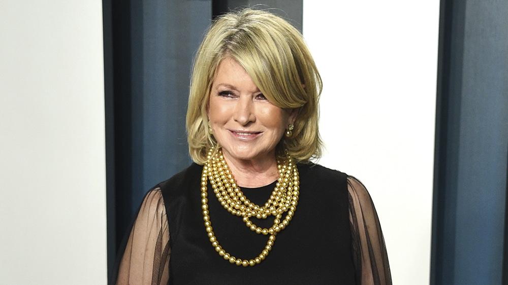 Netflix Lands Martha Stewart Documentary From Director R.J. Cutler