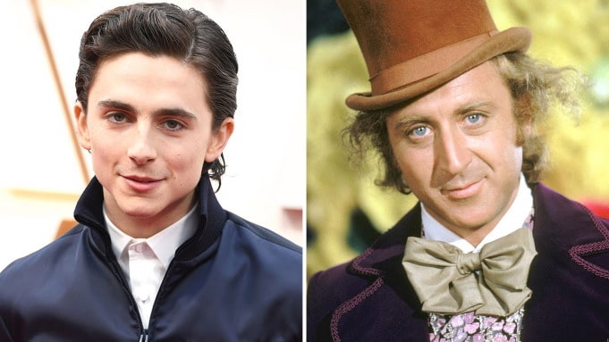 Timothee Chalamet to Star as Young Willy Wonka in Warner Bros. Reimagining