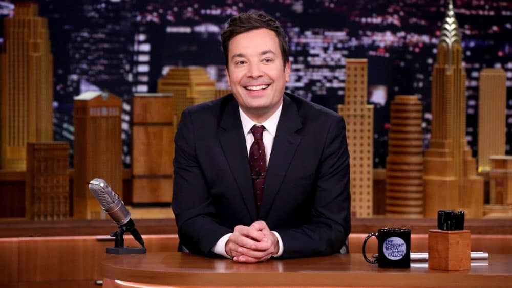 'The Tonight Show Starring Jimmy Fallon' Renewed for 5 Years