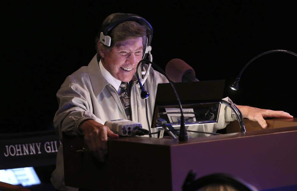 Johnny Gilbert, the Voice of 'Jeopardy! Still Going at 92