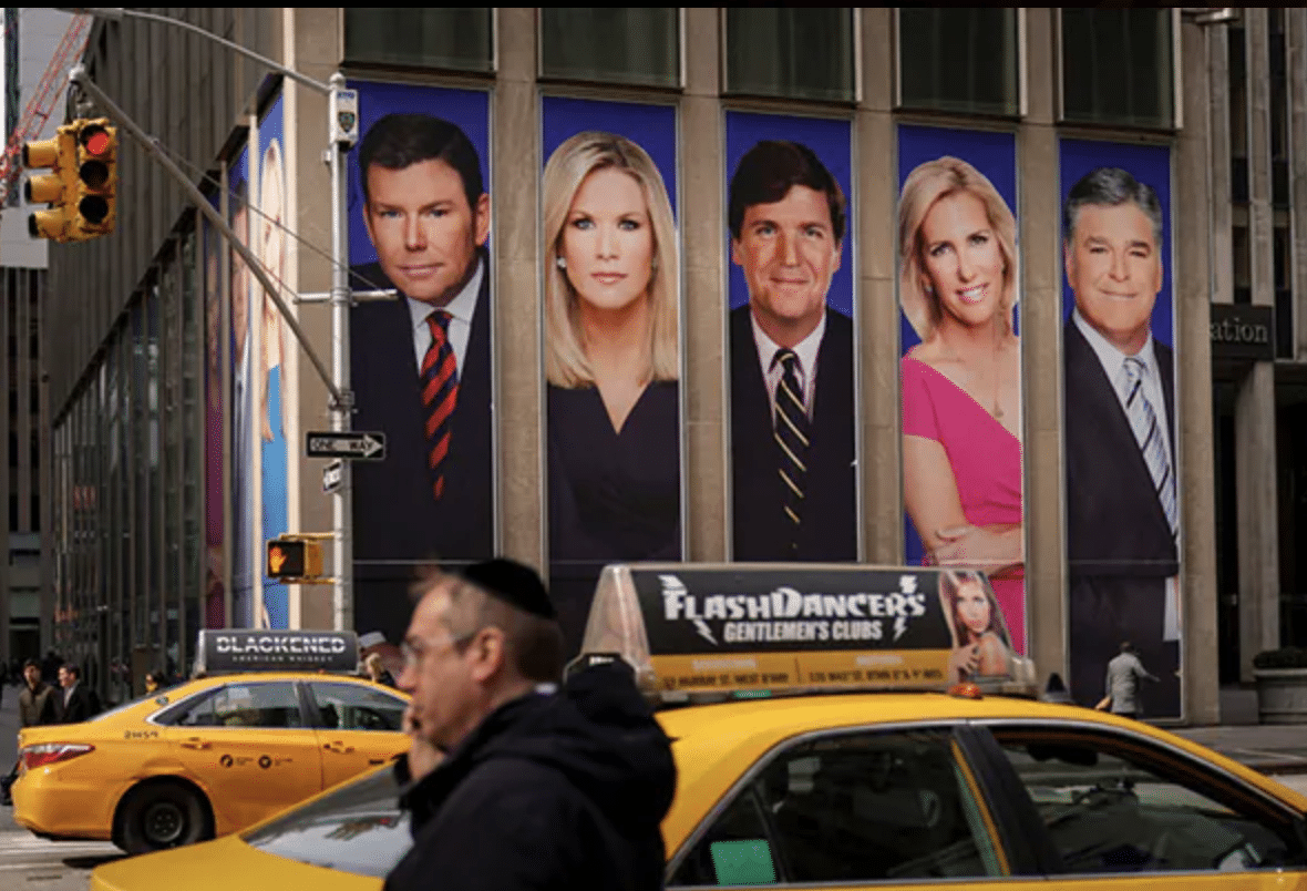 Fox News Tops Cable News Ratings in May