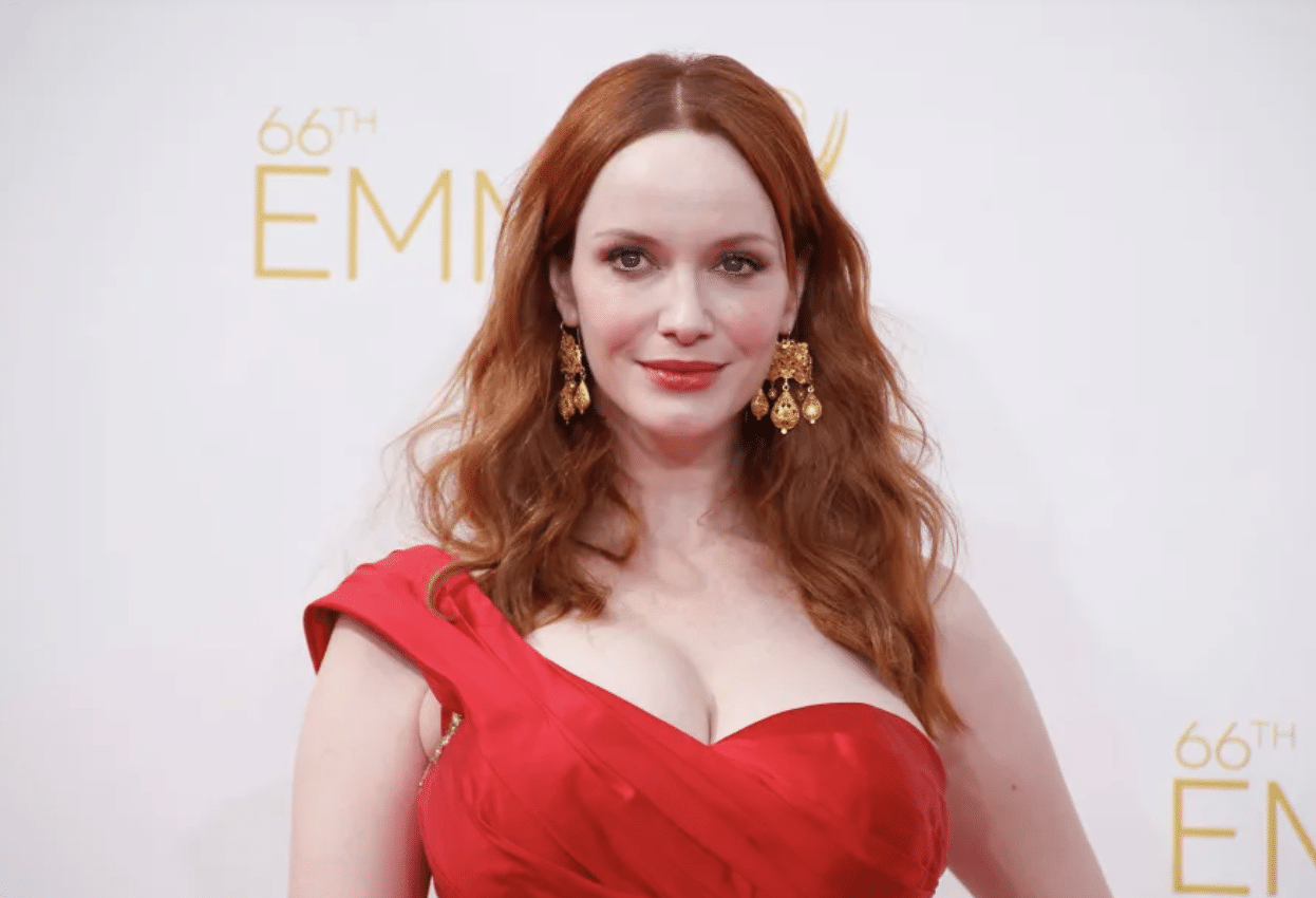 Christina Hendricks: 'We Were Critically Acclaimed – and Everyone Wanted to Ask me About my Bra'