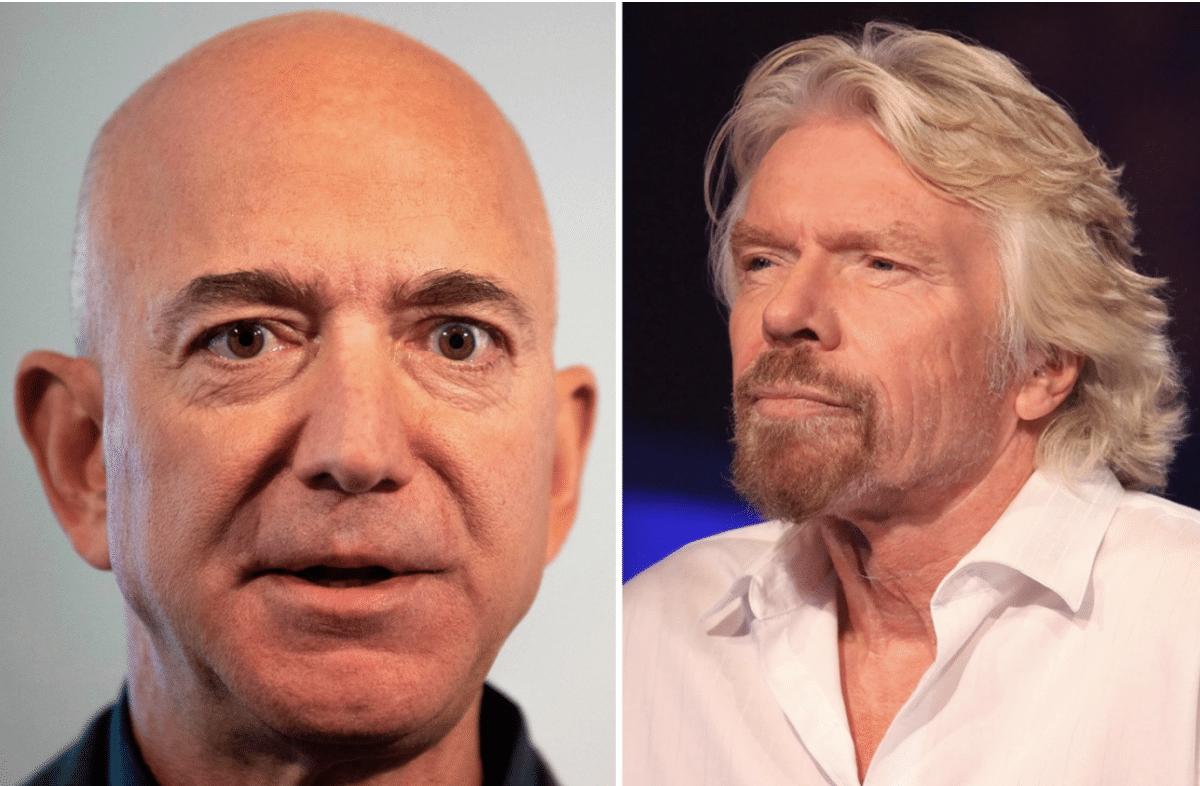 Virgin Galactic's Richard Branson 'Plans Trip to Space Next Month' – Before Jeff Bezos Flies on Blue Origin Rocket