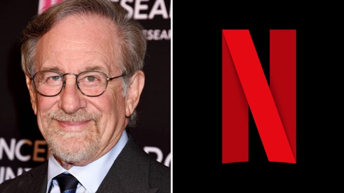 Steven Spielberg's Amblin Partners In Deal To Make Movies For Netflix