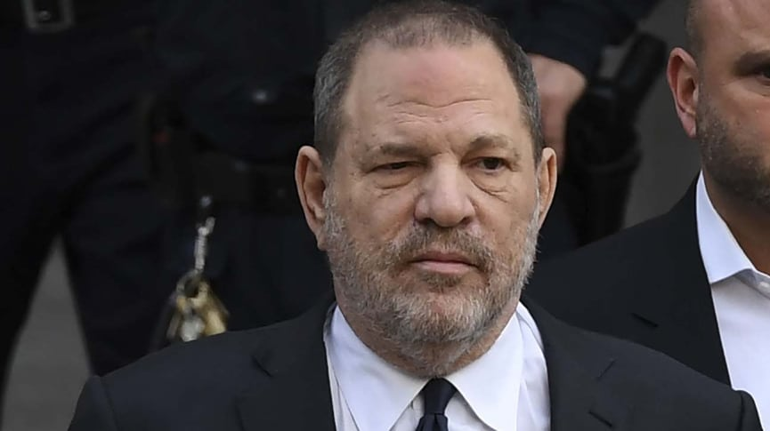 Harvey Weinstein Will Be Extradited to California
