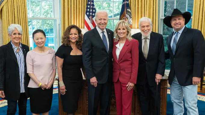 Joe Biden Promotes The Power Of The Arts In Special Message For Kennedy Center Honors