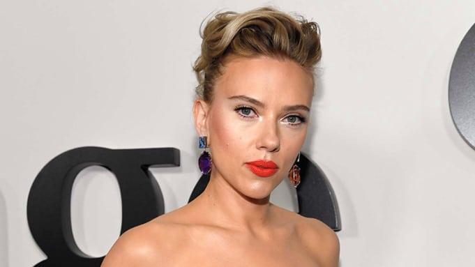 Scarlett Johansson and Disney Team for 'Tower of Terror'