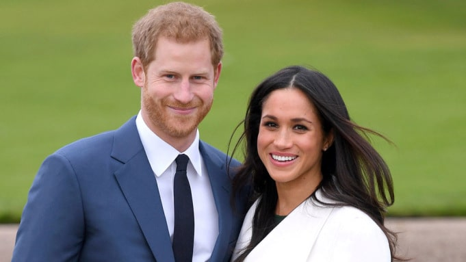 Prince Harry and Meghan Markle Set Animated Series at Netflix