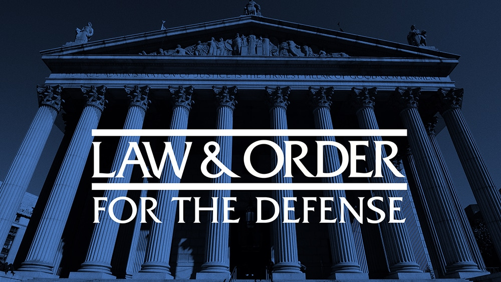 NBC Shelves 'Law & Order: For the Defense'